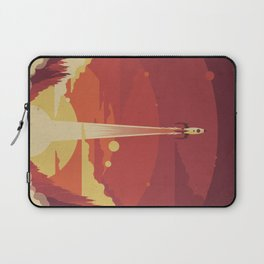 Atomic Sky Laptop Sleeve