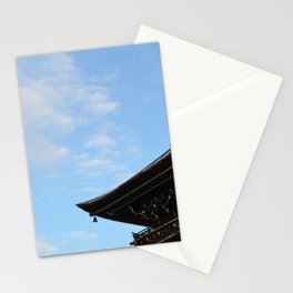 Pagoda in the Sky Stationery Cards
