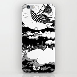 Lucid Dreaming iPhone Skin