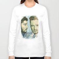 van gogh Long Sleeve T-shirts featuring Ziam /Van Gogh inspired/ by Peek At My Dreams