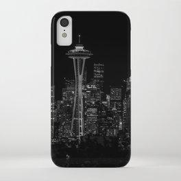Seattle City Lights iPhone Case