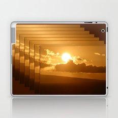 Hawaiian Sunrise Laptop & iPad Skin