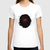 spider man T-shirts featuring Spider man by DavinciArt