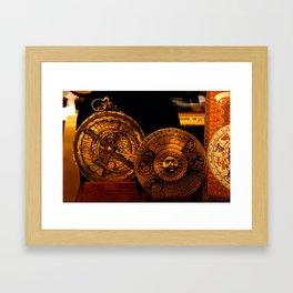 """Calendario"" Framed Art Print"