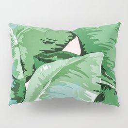 Banana leaf grandeur II Pillow Sham
