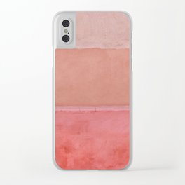 Colors of Morocco - Landscape Photography Clear iPhone Case