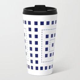 BLUE SQ Travel Mug