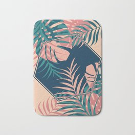 Tropical Dreams #society6 #decor #buyart Bath Mat