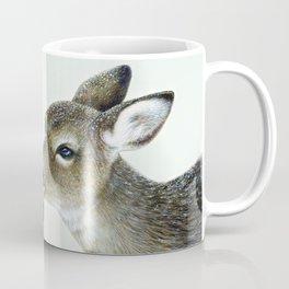 Kiss me my deer, by Claude Thivierge Coffee Mug