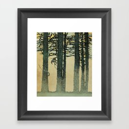 Fennario (1) Framed Art Print