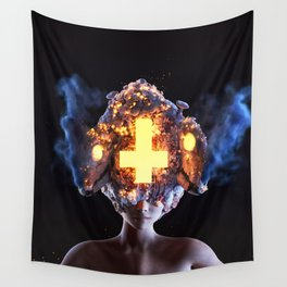 Burgeon Wall Tapestry