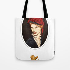 The Fox (& the Gingerbread Man) Tote Bag