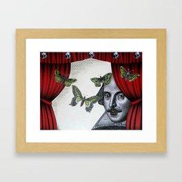 To Sleep Perchance to Dream Framed Art Print