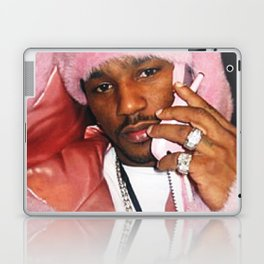 Cam'ron Pink Fur mood Laptop & iPad Skin