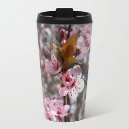 Spring Cherry Blossoms Travel Mug
