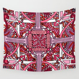 HELLENIC SANGUE Wall Tapestry