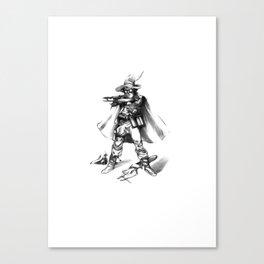 Gilspin Canvas Print