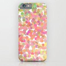 Confetti Colors Slim Case iPhone 6s