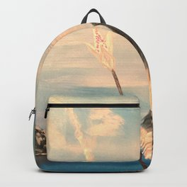 Atlantean Priestess Backpack