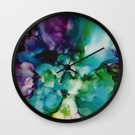 Day 13/100 Wall Clock