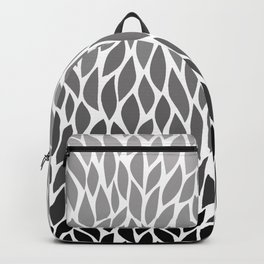 Grey Ombre Backpack