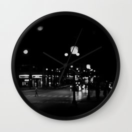 Chicago Noir ... Wall Clock