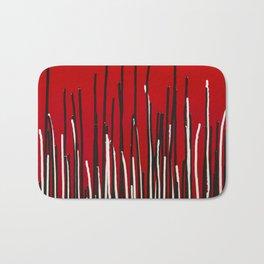 Piano Grass Bath Mat