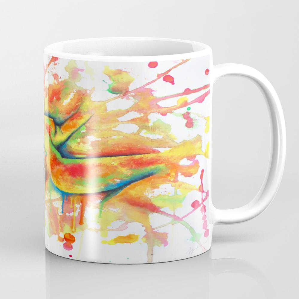 Colorful Climax Mug by Nymphainna MUG6839447
