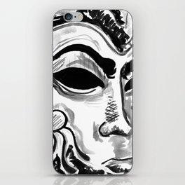 Dream of the Mask iPhone Skin