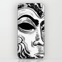 Dream of the Mask iPhone Skin