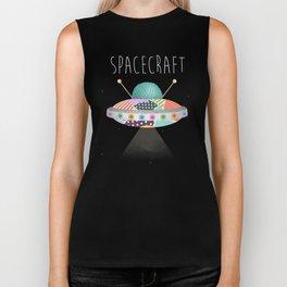 Spacecraft Biker Tank