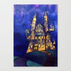 Martin's Castle Canvas Print