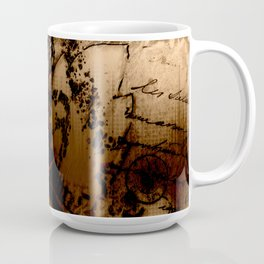 ...and if it isn't happy, it's not the end! Coffee Mug
