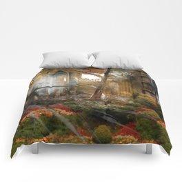 Tim Burton Edward Scissorhands Comforters
