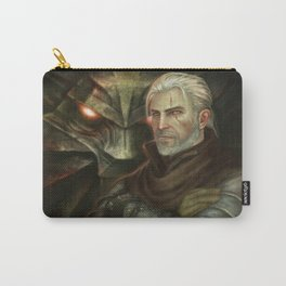 Geralt of Rivia Carry-All Pouch
