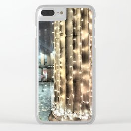 Glasgow Merchant City Clear iPhone Case
