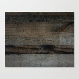 RECLAIMED Canvas Print