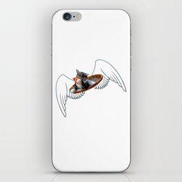 Cat in a Hottub iPhone Skin
