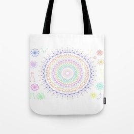 Hippi Mandala Tote Bag