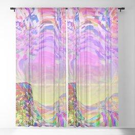 Hilltop Sheer Curtain