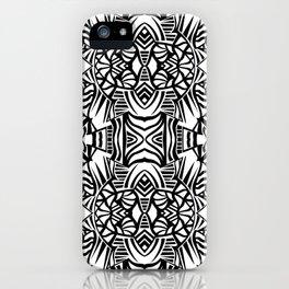 Tiki Totem iPhone Case