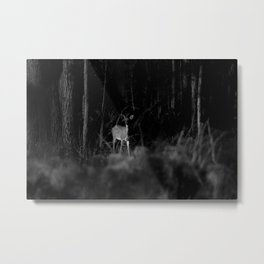 Sounds From The Black Metal Print