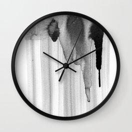 Melting cloud Wall Clock