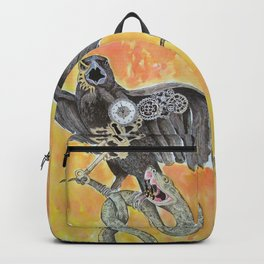 The Raven and the Serpent Backpack