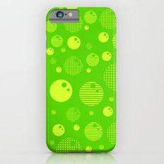 Bubblemagic - Lime Slim Case iPhone 6s