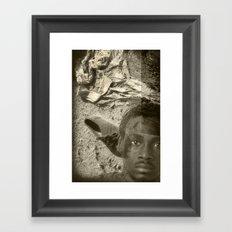 Emigrant Framed Art Print