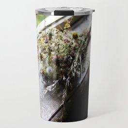 Malou's Bouquet Travel Mug
