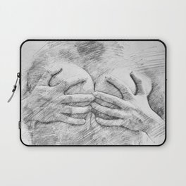 Covering Up Laptop Sleeve