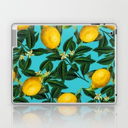 LEMON PATTERN-04 Laptop & iPad Skin