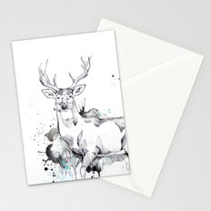 Crowned II Stationery Cards